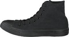 All Star Specialty Hi Black Monochrome