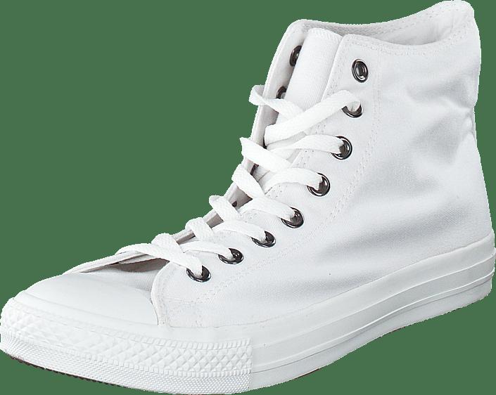 Hi Converse Kjøp Online Sportsko Og Monocrome Sneakers Canvas Star Specialty All Sko White Hvite wTwZqC4n