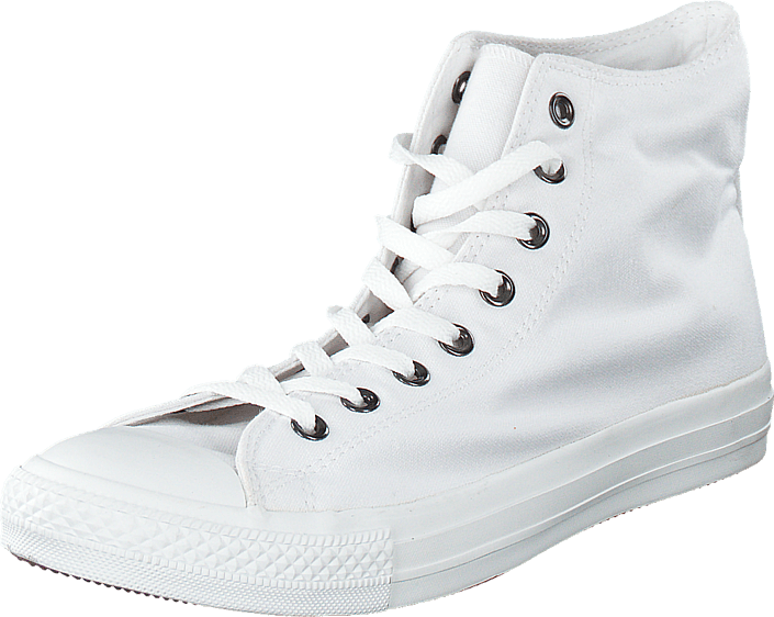 Osta Converse All Star Specialty Hi Canvas White Monocrome valkoiset ... 8cd1791e6d