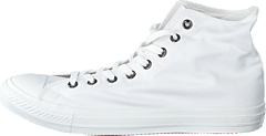 All Star Specialty Hi Canvas White Monocrome