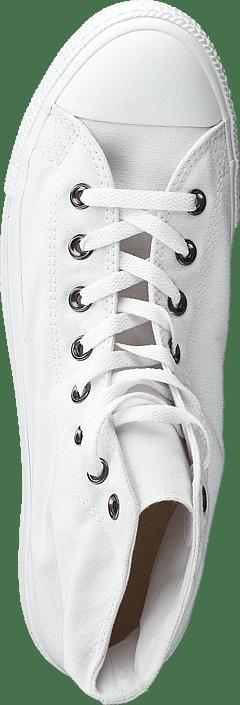 Converse - All Star Specialty Hi Canvas White Monocrome