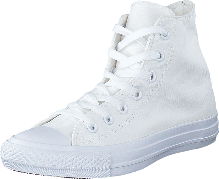 All Star Specialty Hi Canvas White