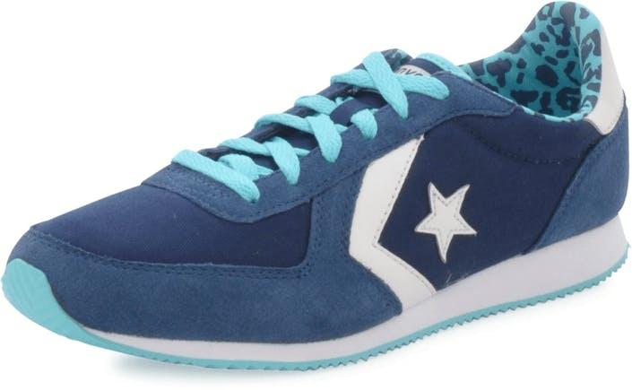 fac4a248672c55 Buy Converse Arizona Racer Leather Ox Athletic Navy Dark Denim Blue ...