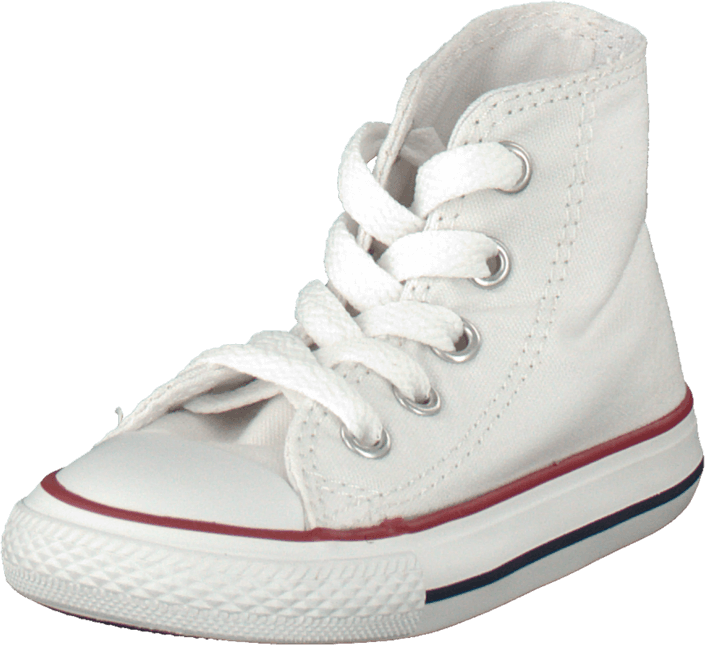 Converse - Small Star Canvas Hi White
