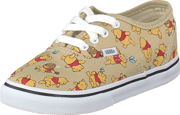 704664669d93e6 Buy Vans Authentic (Disney) Winnie The Pooh beige Shoes Online ...