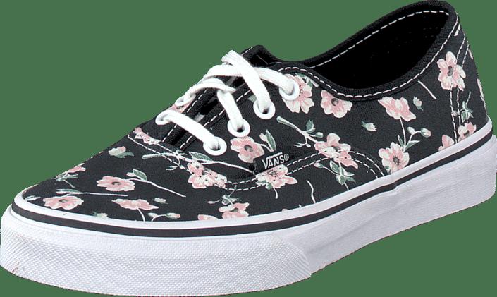 vans vintage floral