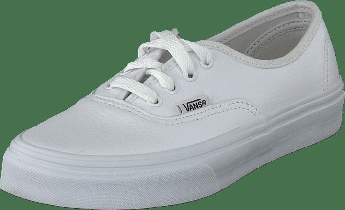 Authentic (Leather) True White