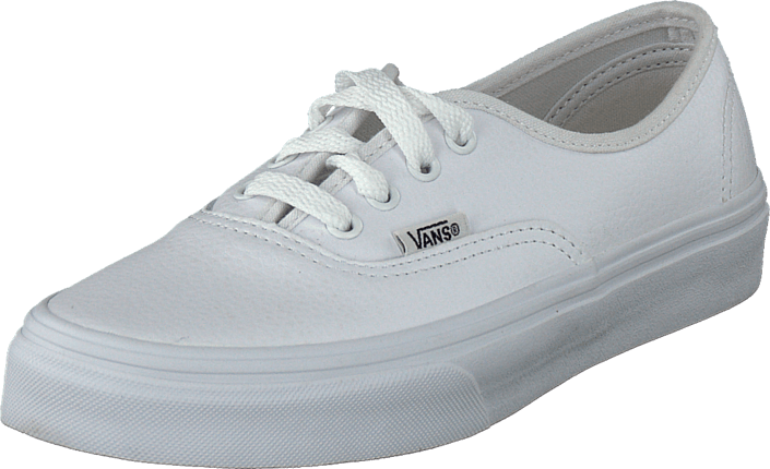 Authentic (Leather) True White