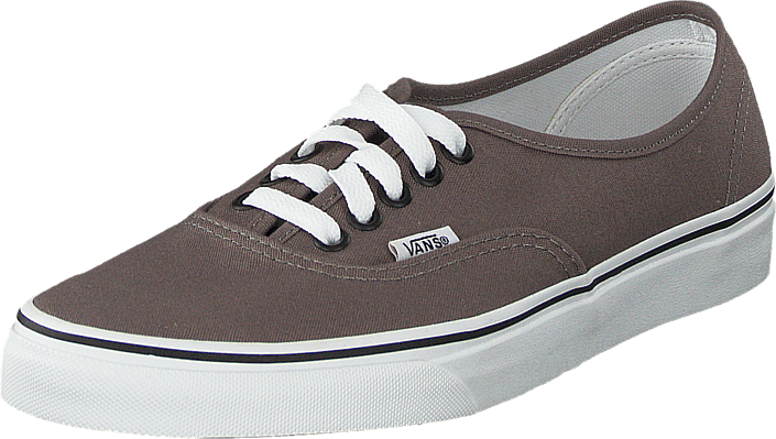 06e640fb73 Buy Vans Authentic Pewter Black brown Shoes Online