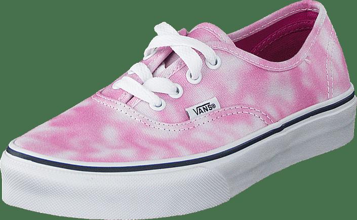 vans authentic roze