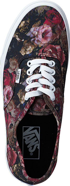 Vans - Authentic (Moody Floral) Black/White