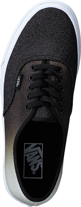Vans - Authentic (2 Tone Glitter) silver/black