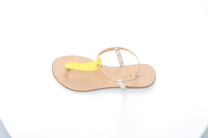 dd13535fa Buy Esprit Litzy Thong Sandal Yellow beige Shoes Online