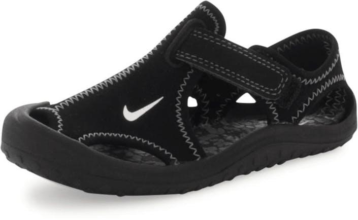 ccc44932f460 Køb Nike Sunray Protect (TD) Black   White- Dark Grey sorte Sko ...