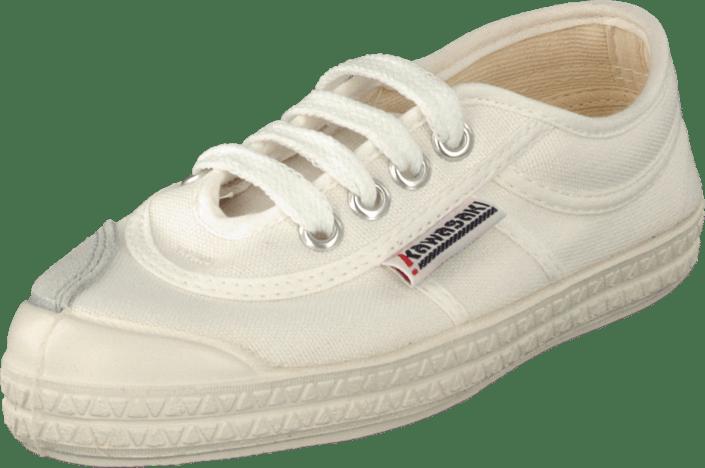 Kawasaki - Kids Basic White