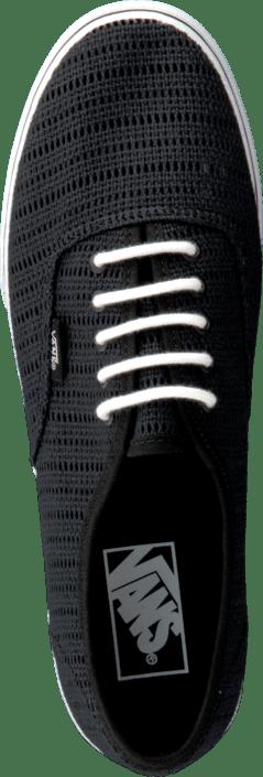 Vans - Authentic Lo Pro (Mesh) Black