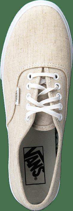 Vans - Authentic Lo Pro Natural/True White