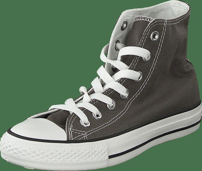 Converse - All Star Canvas Hi Charcoal