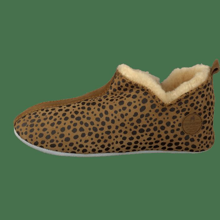 Femme Chaussures Acheter Shepherd Lina Leopard Chaussures Online