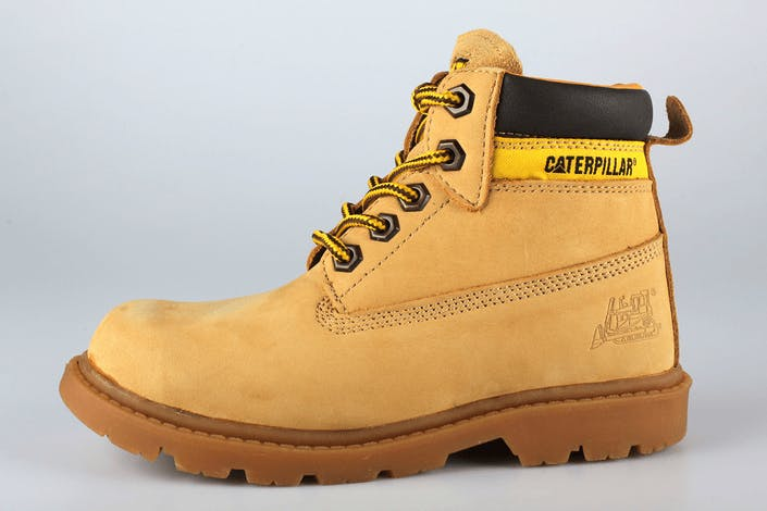 4c164f60045 Køb CAT Colorado Plus brune Sko Online | FOOTWAY.dk