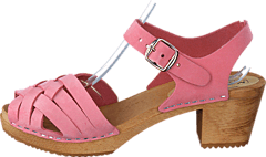 Betty Nubuck Pale Pink
