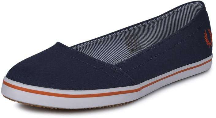 c94a6a183ba4 Buy Fred Perry Booker Summer blue Shoes Online