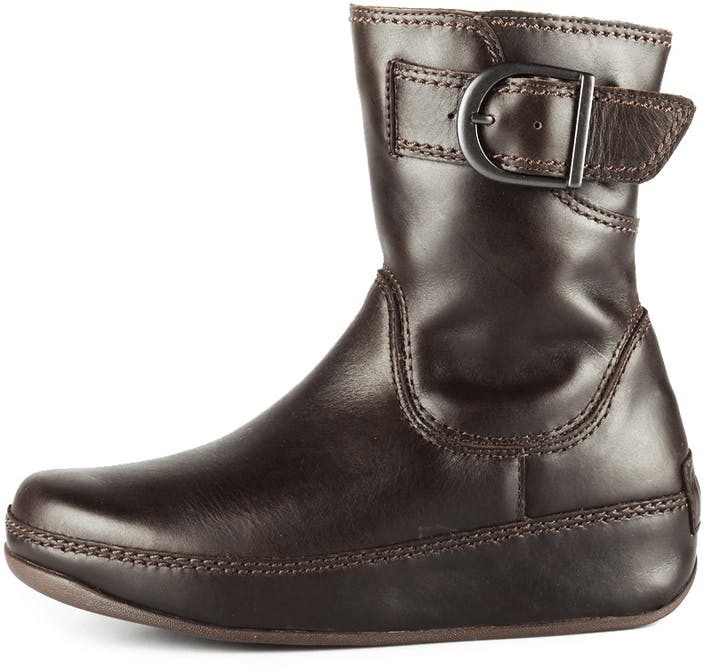 0a14d1ca96bb Buy Fitflop Hooper Boot brown Shoes Online