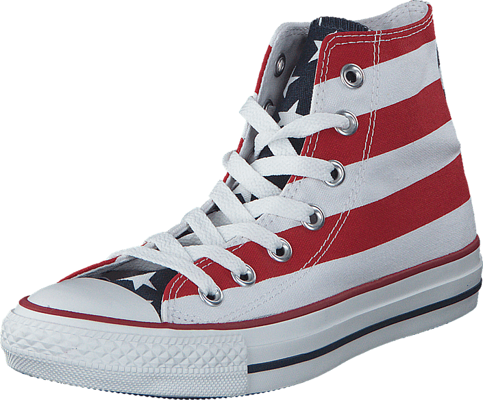 Converse - All Star Stars & Bars Hi