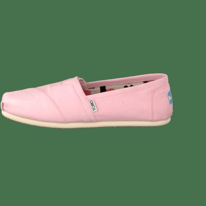 Kjøp Toms Seasonal Classic Pink Icing rosa Sko Online