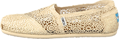 Seasonal Classic Beige Crochet