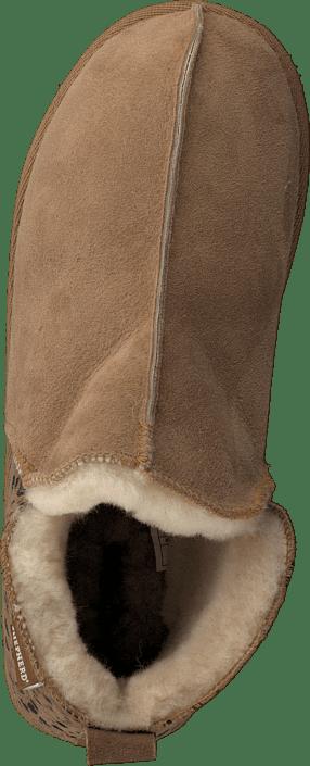 Kjøp Shepherd Annie Leopard/chestnut Sko Online