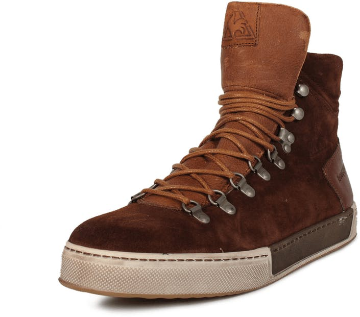 Chartre Suede Mid