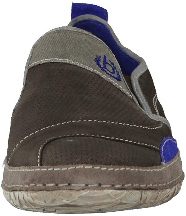 Rieker men slip on shoe black B9062 00
