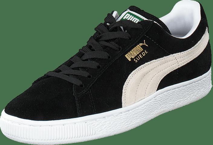 Suede Classic Eco Black