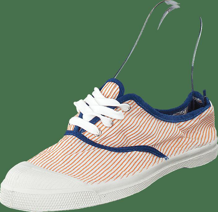 Striped Shoe
