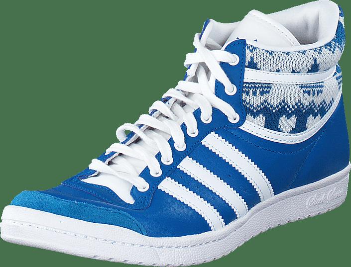 Sneakers Blå Ten W Sleek Originals Sko Online Hi Kjøp Adidas Top RwZvqOB0