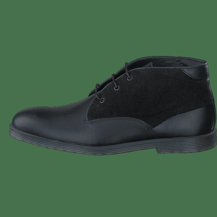 Sorte Sko Boots 11 ice Up Pull Kjøp London Online Logan Swear Sole PxqWA8z