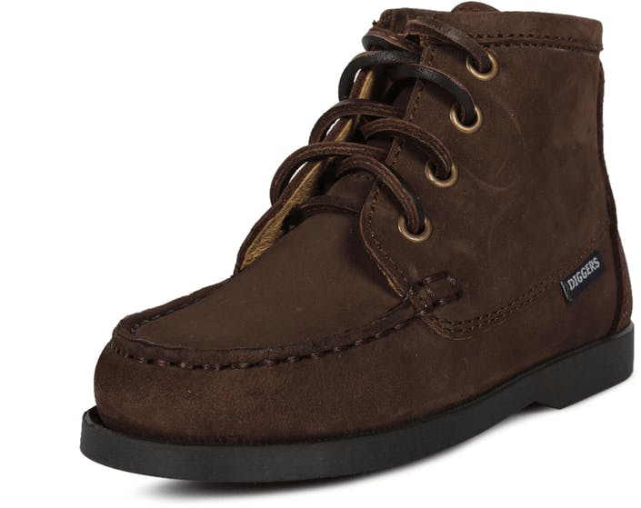 Low Boot / Laces
