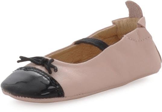 Toe Tip Ballet Flat