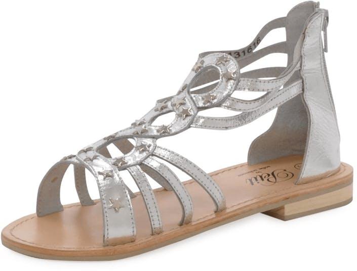 2a3610dc099 Köp Petit by Sofie Schnoor Metallic Leather Sandal bruna Skor Online ...