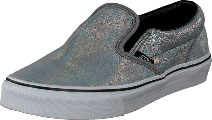 d512acc66cadda Buy Vans Classic Slip-On (Matte Iridescent) Silver grey Shoes Online ...