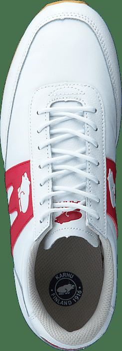 Kjøp Karhu Albatross WhiteRed sko Online   FOOTWAY.no