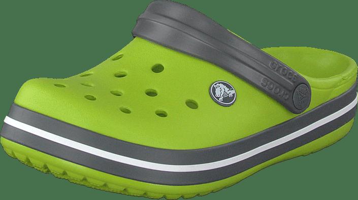 Crocs Crocband Kids Volt grön Gpt gråa Skor Online