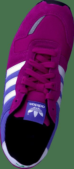 adidas Originals - Zx 700 K Bold Pink/White/Light Purple