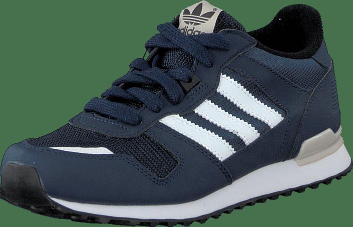 Kjøp adidas Originals Zx 700 K Collegiate Navy Blå Sko