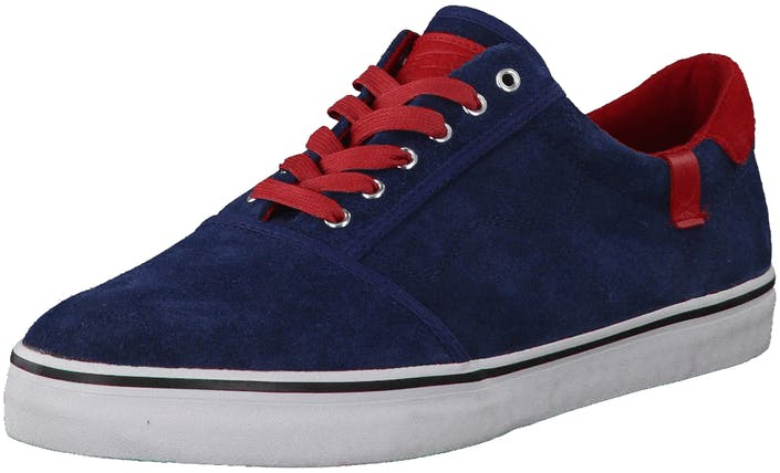 Vajert Low Suede
