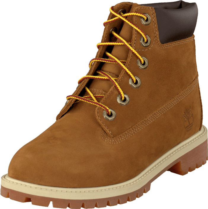 eba2089d1250 Buy Timberland 6 Inch Premium Rust brown Shoes Online