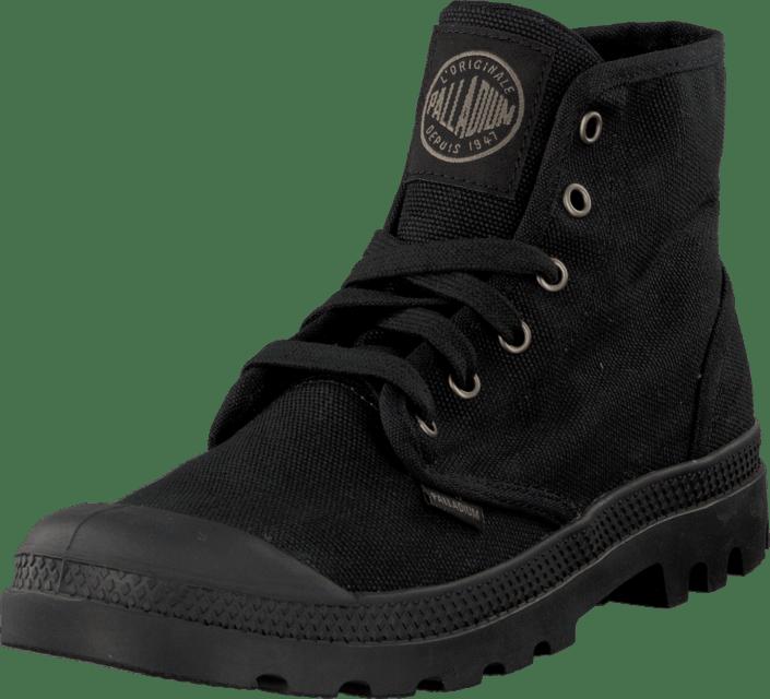 084ecc59f3139e Palladium Pampa Hi Men schwarze Schuhe Kaufen Online