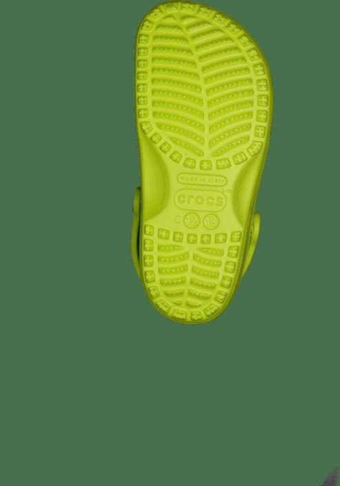 Crocs - Classic Kids Volt Green