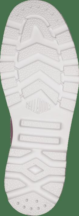 Palladium - Blanc Hi Orchid Pink